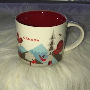 🇨🇦 Starbucks Canada You Are Here Collection Mug